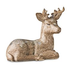 Peters Pottery in Mound Bayou, MS!  I have this and the doe!! Love Peter's Pottery!