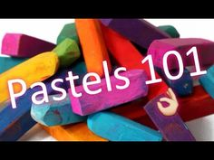 How to Use Pastels For Beginners