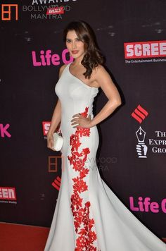 Sophie Chaudhary   21st Annual Life OK Screen Awards Photo #560