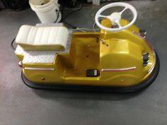 Vintage Bumper Car - Amusement Ride - dodgem for Sale in STONEHAM, MA | RacingJunk Classifieds