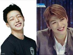 Kang daniel - bobby ikon Smile eyes