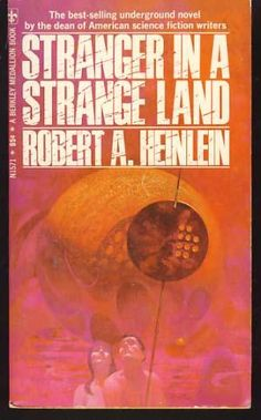 The 1st time I read Stranger (almost 40 yrs ago), I was so engrossed in it that I read it walking down the hall between classes - and walked right into my HS VP.