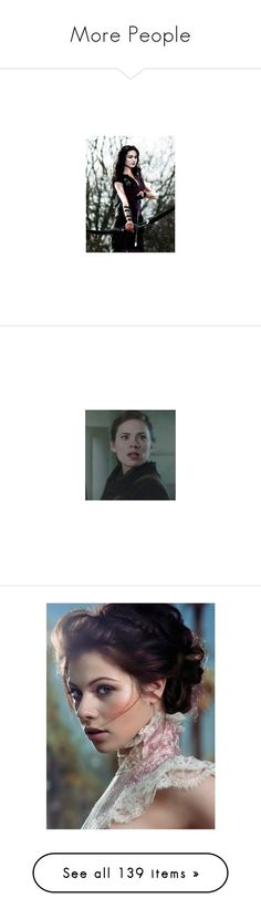 """More People"" by annearchy ❤ liked on Polyvore featuring people, teen wolf, marvel, michelle trachtenberg, girls, india eisley, art, dane dehaan, home and home decor"