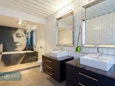 Bathroom in a container home, 8 Jaora Street, Graceville