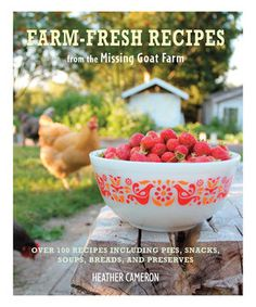 This Farm Fresh Recipes Cookbook by CICO Books is perfect! #zulilyfinds
