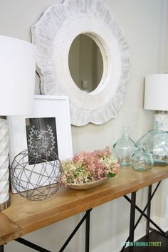 Fall Home Tour - Life On Virginia Street - Entry 2