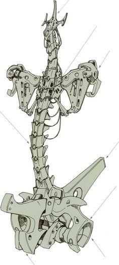Резултат слика за sci fi robot cyborg arm