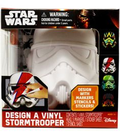 Star Wars DYO Storm Trooper