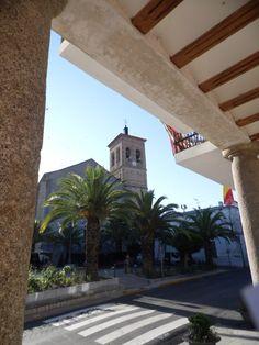 LA TORRE DE ESTEBAN HAMBRÁN (TOLEDO) - Iglesia de Sta. Mª Magdalena.
