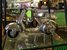 Vespa Model On Sale   Was $125 Sale Price $100   Dealer #1872  Lost. . .Antiques 1201 N. Riverfront Blvd. Dallas, TX 75207  Monday - Saturday: 10am - 5pm Sunday 11am - 5pm  Find it all a