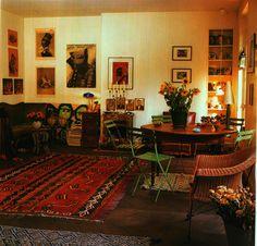 Helena Christensen Home Paris Interiors - Taschen