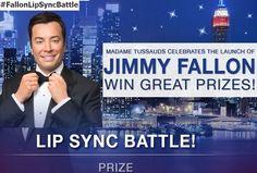 Jimmy Fallon Lip Sync Battle Sweepstakes