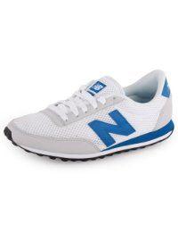 New Balance 410 Zapatillas Deportivas de Ante para Mujer