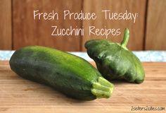 10+ Zucchini Recipes #csa #farmersmarket #zucchini #zucchinirecipes
