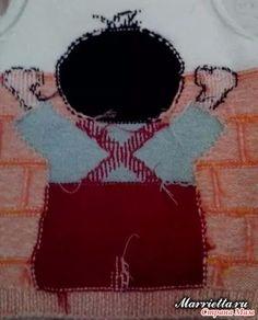 Детские пуловеры.