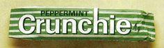 Peppermint Crunchie