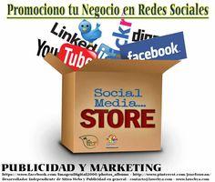 Otro consejo de Marketing y Publicidad... para cualquier negocio o empresa se ha demostrado lo importante que resulta ser estar presente en las Redes Sociales...  https://www.facebook.com/ImagenDigital2000/photos_albums http://www.pinterest.com/josefoxwan/ contacto@lawebya.com http://www.lawebya.com/inicio.html