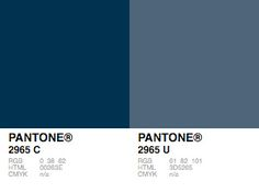 Image result for pantone 2965