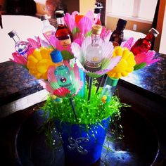 Cute idea for my girls who are turning 21 soon!