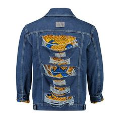 The Soweto Denim Jacket is named after an urban area in South-Africa. Denim Jacket - S&L - Salt and Lemon Denim Jacket - Salt and lemon jacket- Soweto Jacket African Fashion Designers, African Inspired Fashion, African Print Fashion, Africa Fashion, African Fashion Dresses, Fashion Prints, Fashion Outfits, African Prints, African Attire