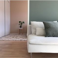 Bedroom Wall Colors, Dream Bedroom, Boy Room, Color Inspiration, Love Seat, Layout, Couch, Living Room, Interior