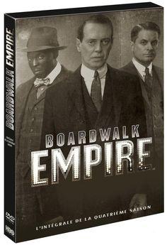 Boardwalk Empire - Saison 4 - DVD