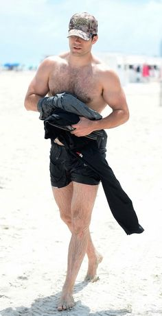 Henry Cavill via My New Plaid Pants