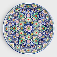 Rishtan Roseleaf Decorative Bowl