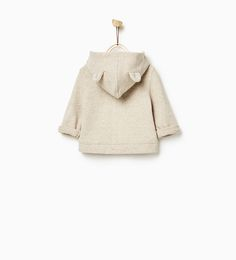 ZARA - KIDS - SHINY TEXTURED JACKET