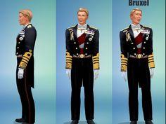 King Formal Tuxedo - bruxel