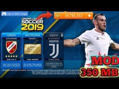 Dream League Soccer 2019 (DLS Offline Mod Apk Data (Unlimited Coins/No Root) - soccer J Games, 2012 Games, Money Games, Fifa Games, Android Mobile Games, Free Android Games, Fifa World Cup Game, Free Game Sites, Soccer Online