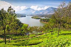 A popular tourist destination Darjeeling