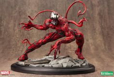 Maximum Carnage Fine Art Statue from Statue | Comic Book Statues and Busts