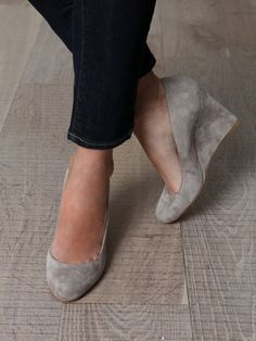 490ef527c I love grey shoes!