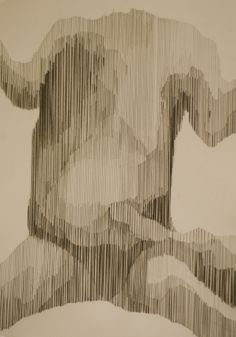 drawing on paper