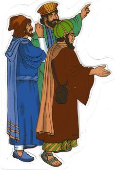 los sabios ante Herodes