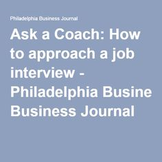 how to survive a job interview informative speech outline