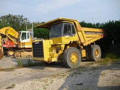 For sale Dumper Komatsu HD 405-6A Second Hand. Manufacture year: 2003. Working hours: 20000. Excellent running condition. Ask us for price. Reference Number: AC964. Baurent Romania.