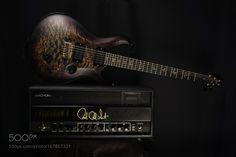 PRS Mark Holcomb Signature & Archon by antuni