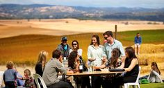 Looking for the perfect gourmet food this Barossa Gourmet Weekend? Then Pindarie is the place to be this weekend (15-17 August 2014) where Elli Beer Catering will be serving from 11 am onward.