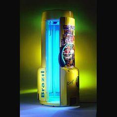 Solarium Doccia bassa pressione