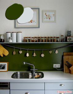 """Кухни в стиле ретро: интерьеры 50-60х годов - В стиле """"Ретро"""" - Страна Мам"""