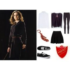 Hermione Granger Half Blood Prince (Outfit 3)