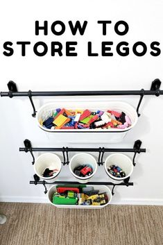 Modern Little Boys Room - arinsolangeathome - A stylish Ikea hack for keeping your kids legos organized and off the floor. Check out this modern - Little Boys Rooms, Baby Boy Rooms, Kids Rooms, Table Lego, Modern Boys Rooms, Modern Room, Ikea Hack Kids, Ikea Hacks, Boy Room Paint