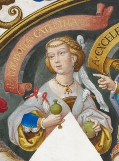 Catherine of Portugal (1436-1463), daughter of King Edward I of Portugal.