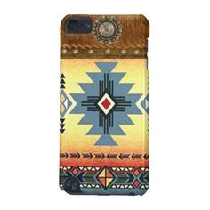 """""""Navajo"""" Western IPod Touch Case"""