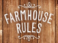 Farmhouse Rules is a lifestyle and cooking show centered on Nancy Fuller's kitchen and the Hudson Valley. Watch videos and get recipes on Food Network. Farmhouse Rules, Farmhouse Decor, Hudson Valley, Nancy Fuller, Food Network Recipes, Cooking Recipes, Farmers Market Recipes, Food Wishes, Lemon Bars