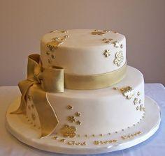Confirmation cake   Flickr: Intercambio de fotos
