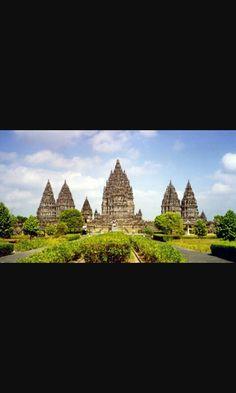 Prambanan temple,Indonesia