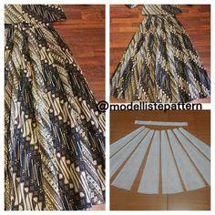 Combination batik skirt pattern  @modelliste (with @) #modellistepattern#poladress#jualpola#jasapola#polaonline#jasapolaonline#polaonlineshop#polabaju#jualpoladress#jasapembuatanpola#polarok#polarokbatik#rokbatik#skirtpattern#pleatskirtpattern#batikskirt